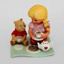 "Disney Impressions ""Taste Sweet…Like Honey� Figurine 4004005 Brand New"