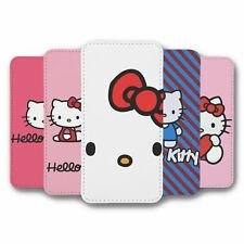 For Samsung Galaxy S9 Flip Case Cover Hello Kitty Collection 2