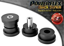 Alfa Romeo 166 Powerflex Black Rear Wishbone Front Bushes PFR1-910BLK