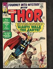 Journey Into Mystery #104 ~ w/ Thor ~ 1964 (6.5) WH