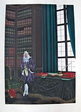 JEAN GRADASSI Memoirs of Cardinal Dubois 1950 Color Illustration ROYAL OFFICE
