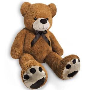 XXL Teddy Bear Plush Large Giant Soft Christmas Valentines Gift Huge Kids Toy