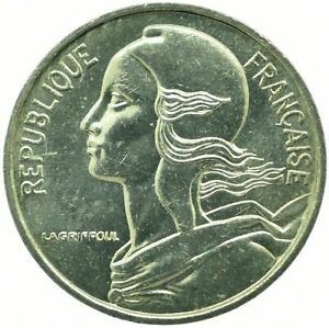 FRANCE / 5 CENTIMES COIN COLLECTIBLE COIN  CHOOSE YOUR DATE! ONE COIN/BUY