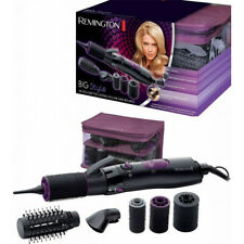 Remington Hair Styler Curler Full Box with Rollers and case AS7055