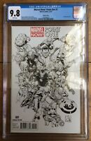 Marvel Now Point One #1 1:150 Joe Quesada Sketch Variant CGC 9.8