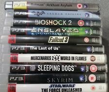 Playstation 3 RPG/Adventure Bundle x10 - Preowned - Fast Dispatch