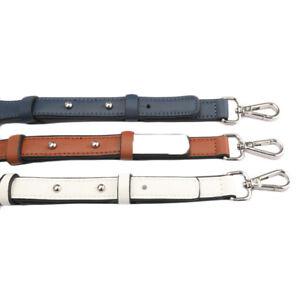 DIY Wide Adjustable Shoulder Strap Replacement Sling Hook Laptop Bag Handbag New