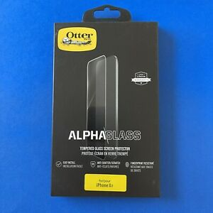 Otterbox Alpha Glass—For iPhone XR & iPhone 11—Clear Screen Protector