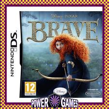 Disney Pixar Brave (Nintendo NDS DS lite Dsi XL) Brand New