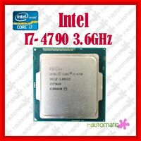 Intel Core i7-4790  Haswell CPU 3.6GHz 8.0GT/s 8MB LGA 1150 CPU 100% ORIGINAL