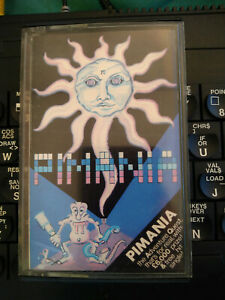 Pimania by Automata Sinclair ZX Spectrum 48k GOOD CONDITION TESTED WORKING