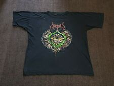 Unleashed Tour 1991 T-Shirt (Dismember, Monstrosity, Asphyx, Master) #114