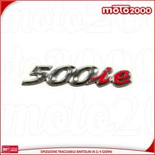 Targhetta Adesiva 500ie Originale Piaggio Beverly Cruiser 500 2006 - 2012 656750