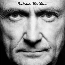Phil Collins - Face Value vinyl LP NEW/SEALED IN STOCK
