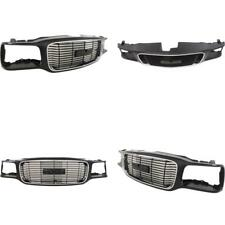 GM1200447 Grille for 92-00 GMC Yukon