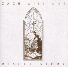 Zach Williams • Rescue Story CD 2019 Essential Records •• NEW ••