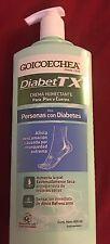 GOICOECHEA - Diabet TX CREAM HUMECTANTE PARA PERSONAS CON DIABETES 13.5 Fl Oz