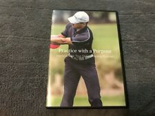 MARTIN CHUCK GOLF DVD TOUR STRIKER TRAINING PROGRAM PRACTICE WITH A PURPOSE