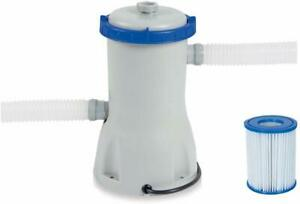 Bestway Flowclear 800gal Filter Pump Swimming Pool - New - Free Delivery