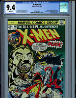 X-Men #94 CGC 9.4 NM Marvel Comics 1975 New X-Men K1 Amricons
