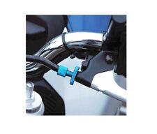 CLUTCH Cable Adjuster in BLUE Honda, Kawasaki, Suzuki, Yamaha REF917