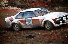 Bjorn Waldegard Toyota Celica 2000 GT RALLY RAC 1981 fotografía 1