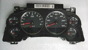 2007 2008 Chevy GM Tahoe Silverado Suburban Speedometer Cluster Z71 25861644