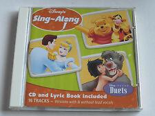 Duets - Disney Sing-A-Long (CD Album) Used Very Good