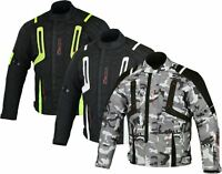 MBSmoto Fast Sports Motorcycle Bike Scooter Rider Waterproof Textile Jacket