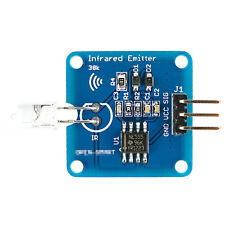infrarouge Emitter Émetteur Module Avec 38K Transporteur Circuit Pour Arduino HG
