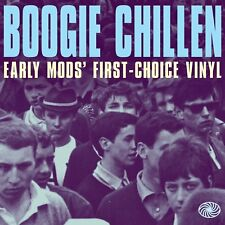 Boogie Chillen-Early Mods' First-Choice Vinyl 3-CD NEW SEALED Cascades/Cookies+
