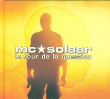 MC Solaar - Le Tour De La Question (2 x CD) Hardback Book Cover