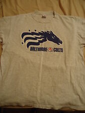 Baltimore CFL Colts Stallions  ... 1994 .... XXL   T SHIRT