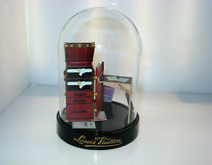TOP Louis Vuitton Kugel Glas Kuppel Glocke Kommode Klapptisch Mozart Bach