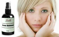 Salicylic Acid Face Wash 100% Natural Organic Acne Cleansing Mild Peel 4oz
