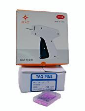 Clothing Tagging Kit Tagging Gun5 Needles5000 50mm Tags Pins New 15