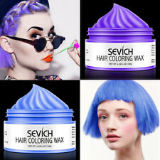 9Colors Sevich DIY Hair Color Wax mud Cream Temporary Modeling 120g Unisex