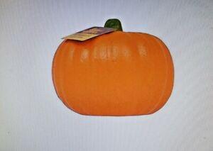 Foam Carvable Pumpkin Decoration.