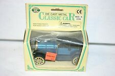 Tins Toys Die Cast Metal Classic Car T298  Ford