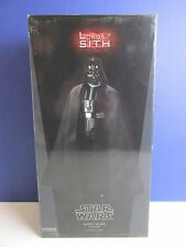 star wars SIDESHOW DARTH VADER ACTION FIGURE 1/6 scale LORD OF THE SITH 2009