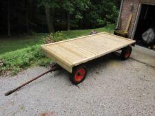 Hay Wagon - 6' x 12' - David Bradley Manurfacturing Co. - Refurbished