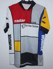 Vintage La Vie Claire-Radar cycling shirt 80's 85/86 Size L