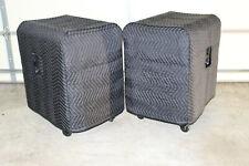 QSC KS118 KS 118 Premium Padded Black Speaker Covers- (2)  Qty of 1=1 Pair!