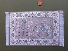 GRANDE Tappeto Pattern 1, Casa delle Bambole Miniatura Accessorio Pavimento Scala 1.12th