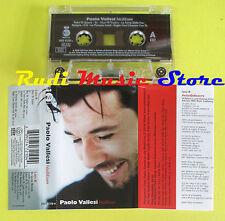 MC PAOLO VALLESI Felici di essere 2002 germany CGD EW 092747210 no cd lp dvd vhs