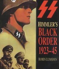 Himmler's Black Order 1923-45-ExLibrary