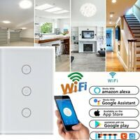 Smart WIFI Light Dimmer Switch Remote For Alexa Google IFTTT Voice Control Life
