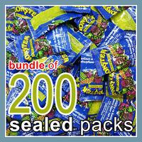 BUNDLE / LOT OF x 200 MONSTER IN MY POCKET GREEK SEALED PACKS NEON MIMP