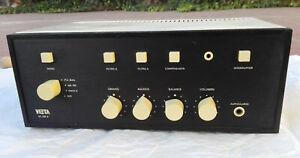 Amplificador vintage Vieta Uno HiFi. Quality amplifier. Phono.