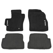 OEM NEW 2007-2009 Genuine Mazda 3 Black Carpet Floor Mats 0000-8B-L03B-02